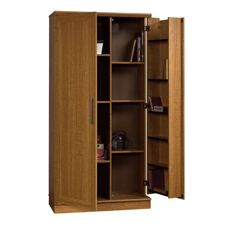 Home Storage Cabinets With Doors And Shelves