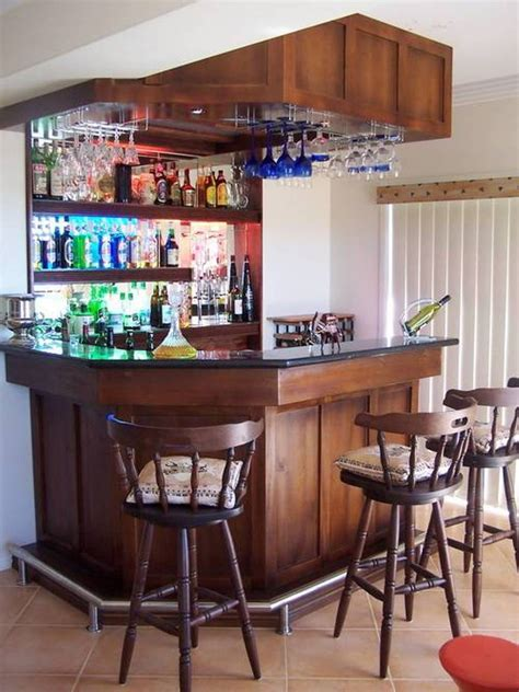 Home Wine Bar Plans