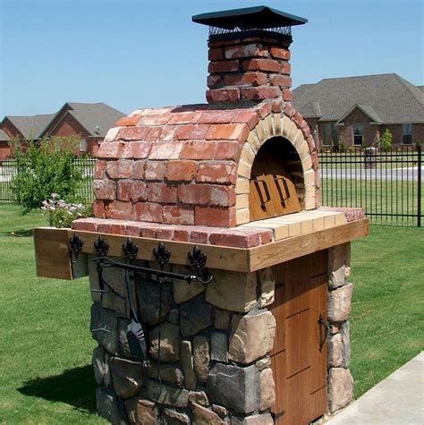 Home built Pizza Oven Plans