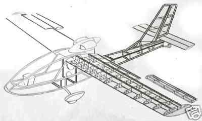 Home-Built-Wood-Aircraft-Plans