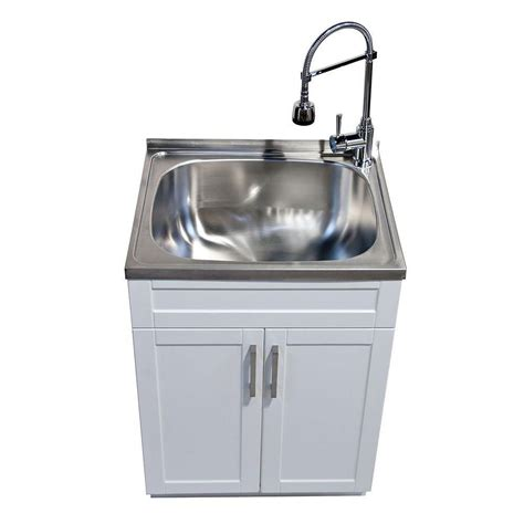 Home-Depot-Laundry-Sink-Cabinets