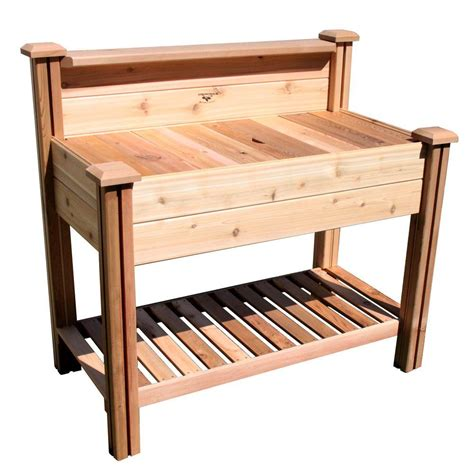 Home-Depot-Potting-Bench