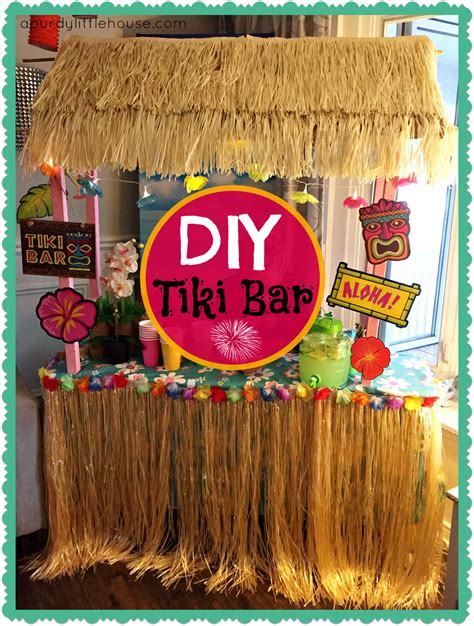 Home-Tiki-Bar-Diy