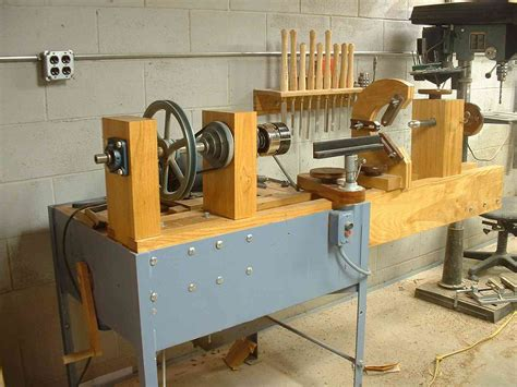 Home-Wood-Lathe-Projects