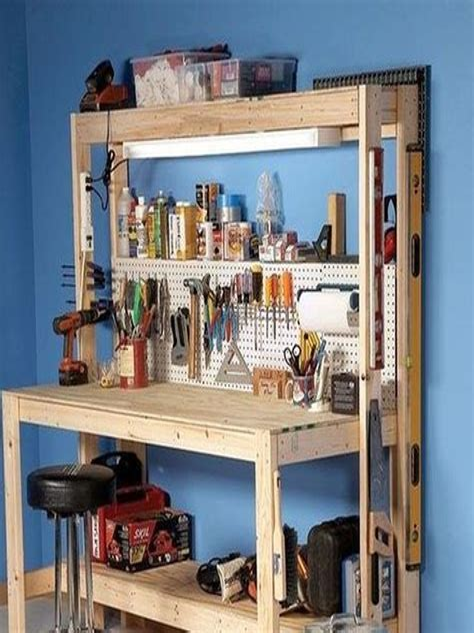 Home-Workshop-Bench-Plans