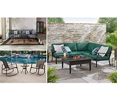 Best Home depot patio furniture sale