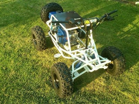 Homemade Atv Plans Vehicles