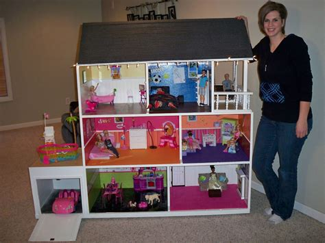 Homemade Barbie Doll House Plans