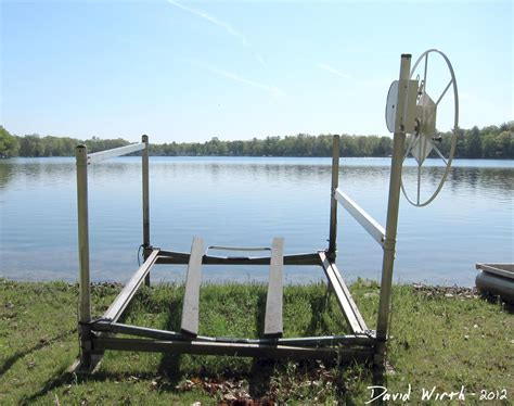 Homemade Boat Lift Plans