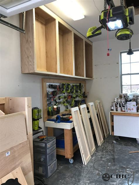 Homemade Cabinets Plans