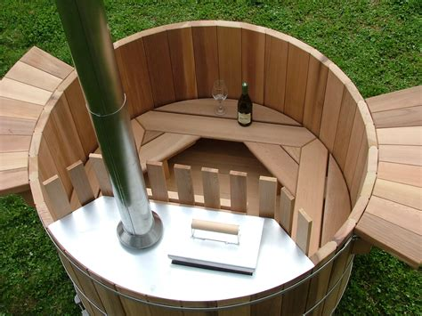 Homemade Cedar Hot Tub Plans
