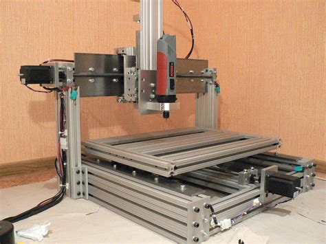 Homemade Cnc Milling Machine Plans