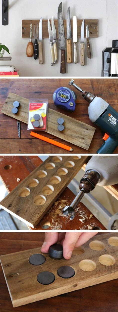 Homemade Cool Wood Project Ideas