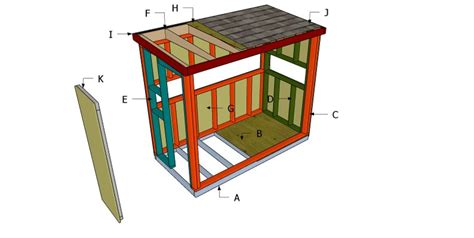 Homemade Deer Blind Plans 4x8