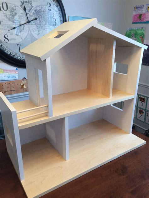 Homemade Dollhouse Plans