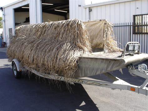 Homemade Duck Boat Blind Plans Cost