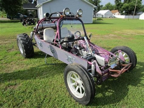 Homemade Dune Buggy Build