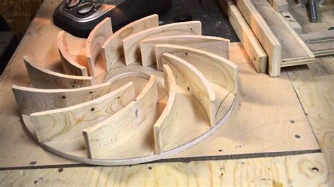 Homemade Dust Collector Impeller Plans
