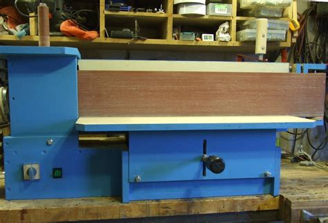 Homemade Edge Sander Plans Pdf