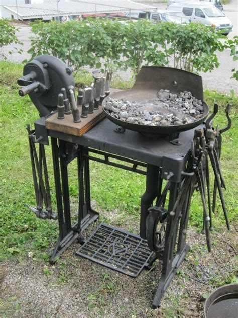 Homemade Forge Blacksmithing Plans World