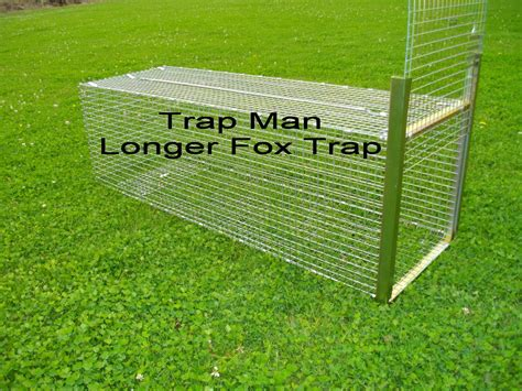 Homemade Fox Trap Plans
