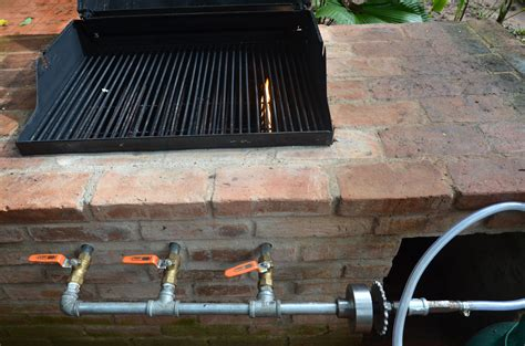 Homemade Gas Grill Burner Plans For Houses