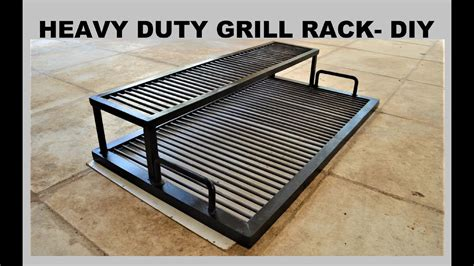 Homemade Grill Rack