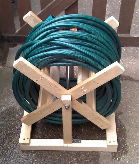 Homemade Hose Reel Plans