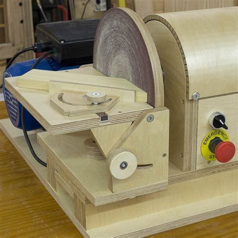 Homemade Lathe Disc Sander Plans
