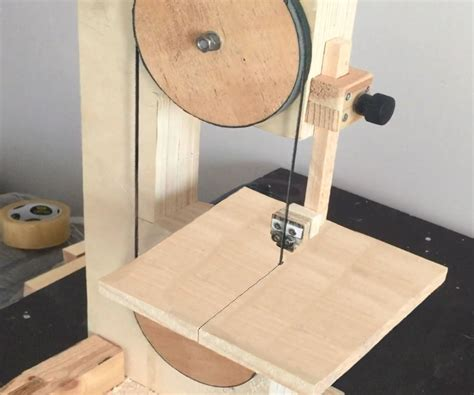 Homemade Mini Bandsaw Plans