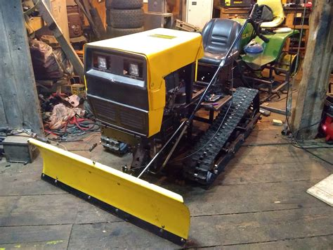 Homemade Mini Dozer Plans