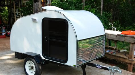 Homemade Motorcycle Trailer Plans