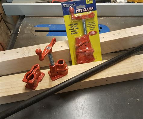 Homemade Pipe Clamp Vise Grip