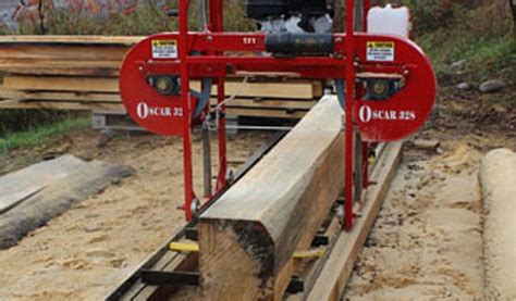 Homemade Portable Chainsaw Sawmill Plans