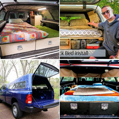 Homemade Rv Bed