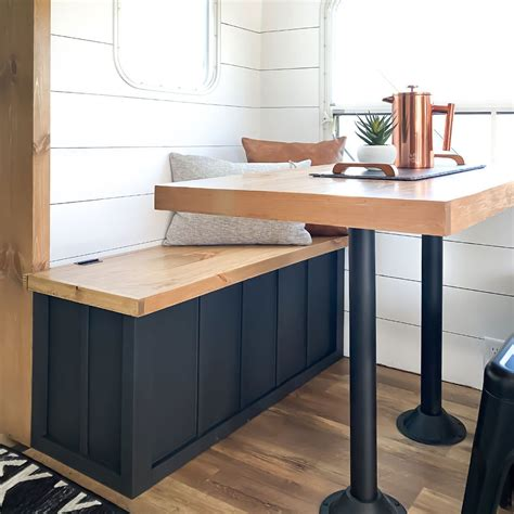Homemade Rv Table