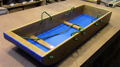 Homemade Sleds