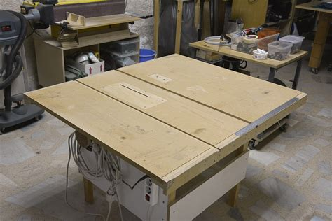 Homemade Table Saw Plans For Sale