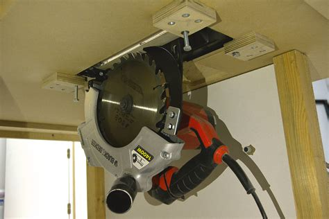 Homemade Table Saw Plans Using A Circular Saw