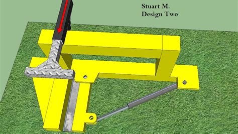 Homemade Tree Shear Plans