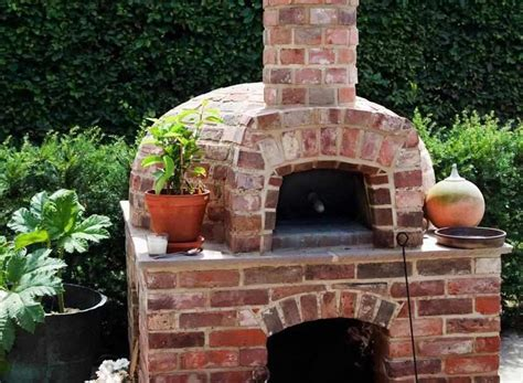 Homemade Wood Fired Oven Plans