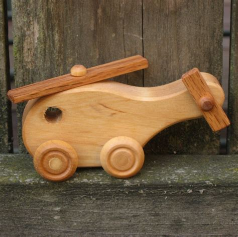 Homemade Wood Toys For Children