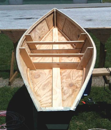 Homemade Wooden Sailboat Plans