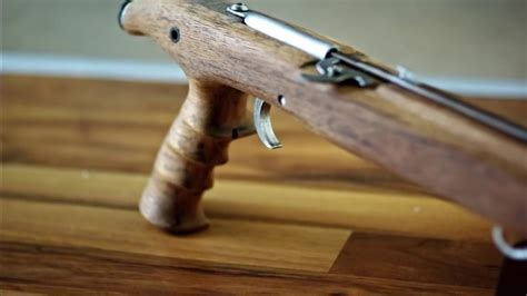 Homemade Wooden Speargun Plans