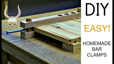 Homemade-Bar-Clamps-Plans