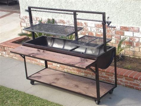 Homemade-Charcoal-Grill-Plans