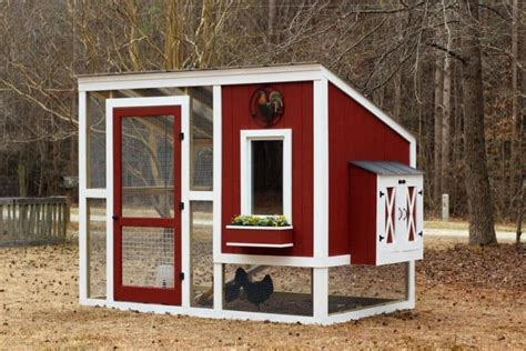 Homemade-Chicken-Coop-Plans-Free