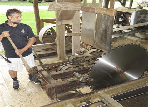 Homemade-Circular-Sawmill-Plans
