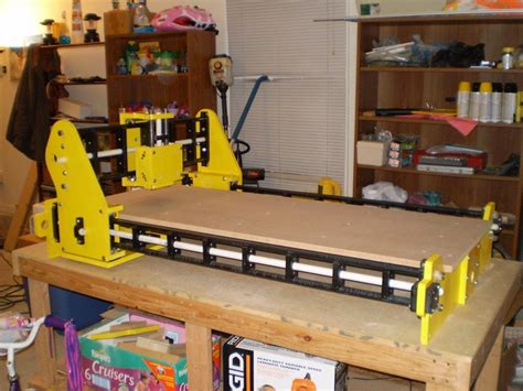 Homemade-Cnc-Router-Plans