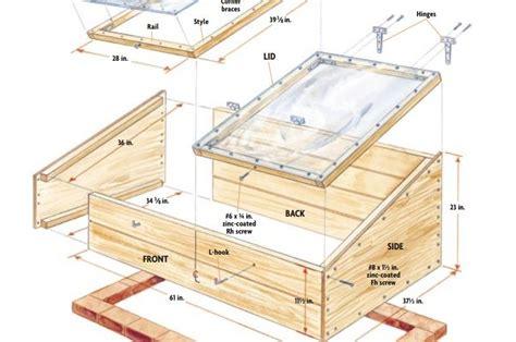 Homemade-Cold-Frame-Plans